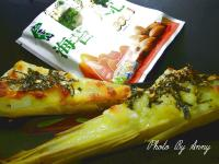 海苔竹筍燒「元本山海苔」