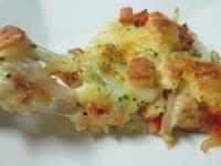 鮪魚馬鈴薯披薩