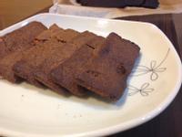小烤箱巧克力餅乾~大河川有自然無鋁鬆餅粉