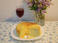 抹茶雙色輕乳酪蛋糕