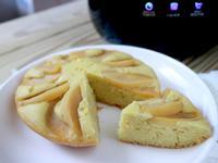 蘋果肉桂蛋糕『飛利浦微電鍋』