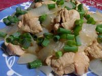 洋蔥炒雞丁【食在養生】