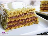 ♥毛毛♥抹茶歐培拉opera蛋糕