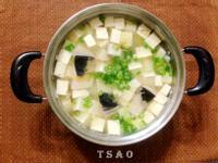 台式虱目魚肚味增湯