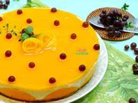 芒果花園奶酪蛋糕(免烤)