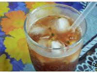 〔飲品〕蜂蜜百香果冰茶