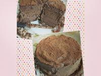 巧克力慕斯蛋糕(健康版)