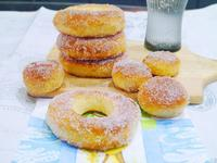 馬鈴薯甜甜圈--免油炸