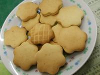 小烤箱之超好吃超簡單の蛋黃餅乾