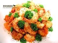 金沙起司蝦