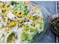 日式和風醬沙拉