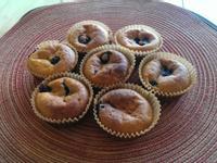 低脂地瓜藍莓蛋糕