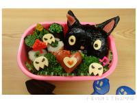 萬聖節來了~小黑貓喵喵喵