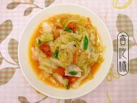 酸甜番茄脆甘藍  ◆華麗風高麗菜5