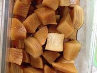 糖醋醃蘿蔔
