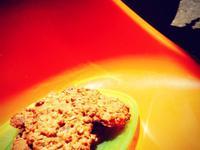 黃金燕麥堅果餅乾