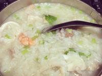 臺式家常海鮮粥