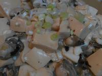 豉汁鮮蚵豆腐