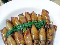 乾燒小卷(淬釀決勝料理)