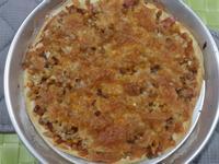 水餃皮變身薄餅披薩