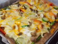 海鮮蔬菜 Pizza
