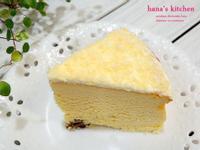 雪花乳酪蛋糕