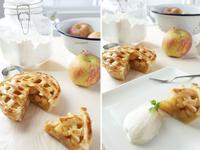 秋天的Mini Apple Pie