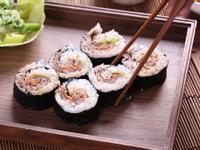 韓式泡菜燒肉壽司