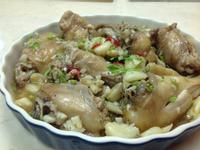 椒蔴蒜頭蒸雞翅(家樂福廚神大賽)