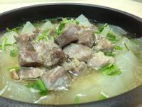 腐汁梅花肉蒸冬瓜(家樂福廚神大賽)