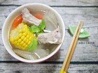 元氣蔬菜牛蒡排骨湯