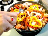 海鮮燉飯 (家樂福廚神大賽)
