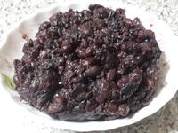 紅豆紫米餡