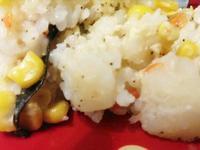 輕食義大利燉飯(使用飛利浦智慧萬用鍋)