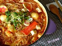 韓式泡菜豆腐鍋『711就近帶回家』