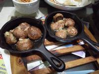 蒜香烤洋菇