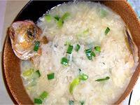蘿蔔絲(燉)鮮魚湯