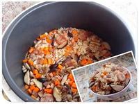 咸魚雞粒電飯煲煲仔飯