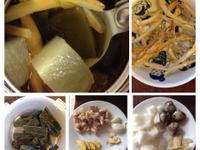 悶燒罐料理-雞丁蘿蔔海帶蛤蜊金針湯