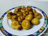 仿茹絲葵,奶油炒洋菇
