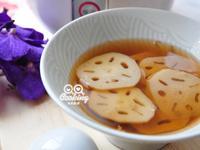老薑糖燉藕片【我與大同的美味燉湯】