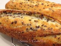 亞麻仁籽法國麵包