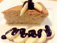 日式香蕉乳酪蛋糕