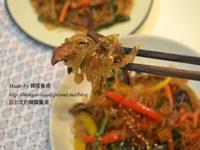 韓式雜菜, 잡채