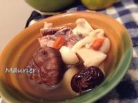 暖暖藥膳菇湯[電鍋]