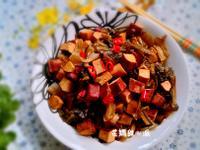 梅干菜燒豆乾『家樂福廚神大賽』