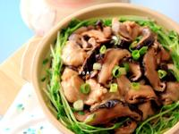 ✾ 香菇嫩雞煲仔飯 ✾