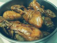 鹵水雞搥 (雞腿)