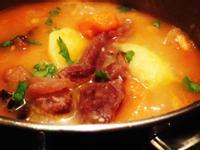 紅酒馬鈴薯燉牛肉