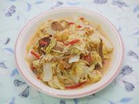 XO醬炒大白菜
